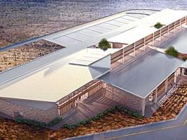 New Baltra Airport Galapagos - smallshipsafaris