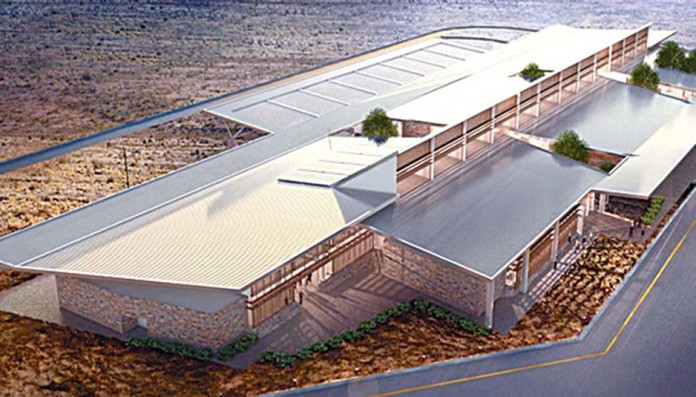 New Baltra Airport Galapagos - smallshipsafaris
