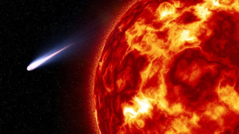 Non è una sonda aliena ma un oggetto roccioso proveniente dallo spazio profondo, denominato interstellare, di passaggio attraverso il Sistema Solare