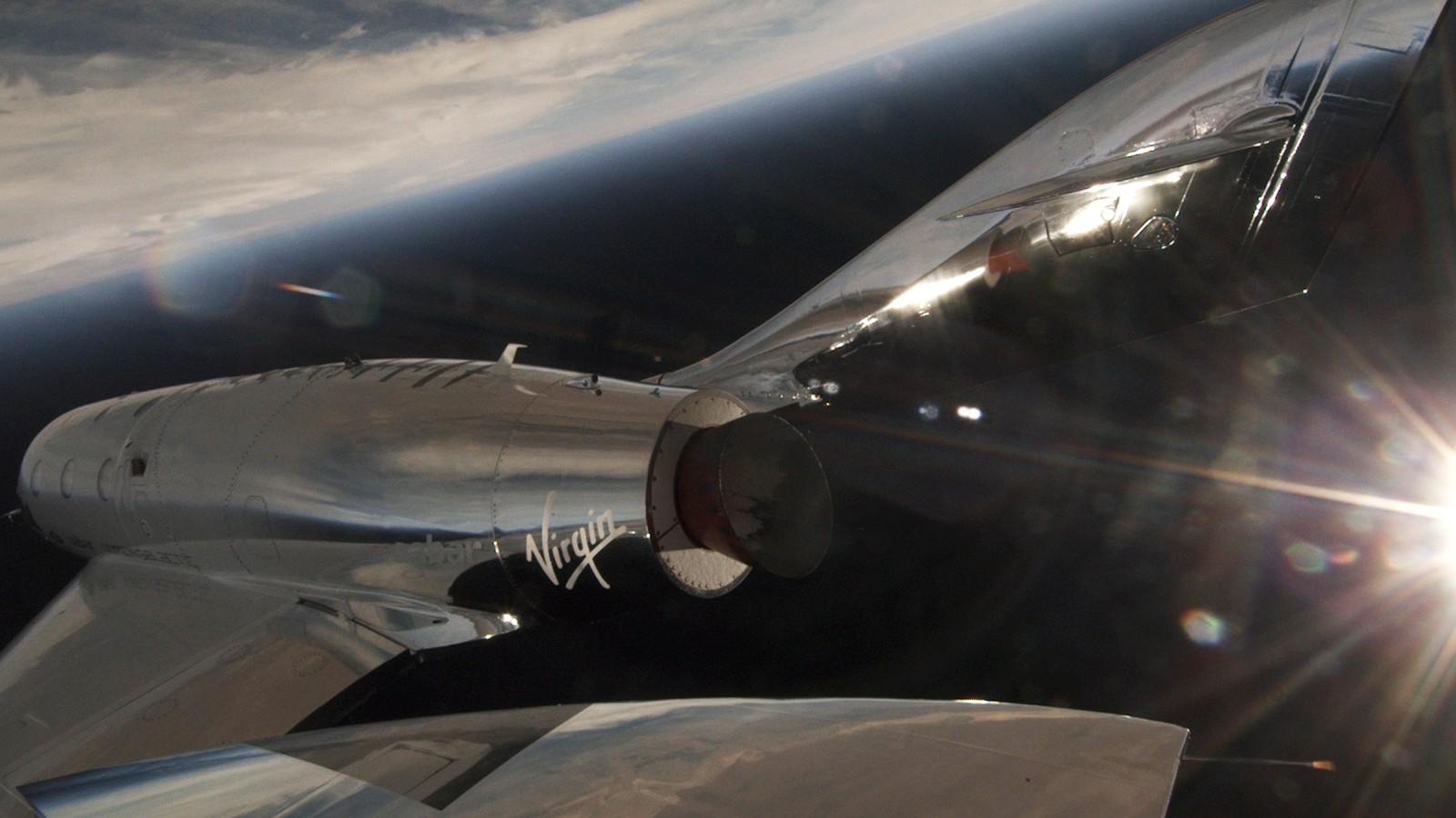 La Virgin Galactic ha portato a termine con successo, lo scorso 5 aprile, il primo test supersonico della nuova serie di velivoli con la VSS Unity.